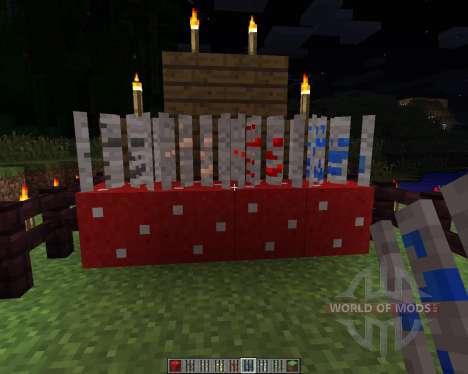 B0bGarys Growable Ores [1.6.2] для Minecraft