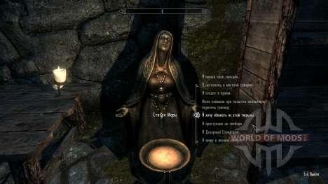 Альтернативный Старт: Живи другой жизнью [3.0.3] для Skyrim третий скриншот