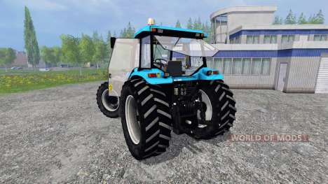 New Holland 8970 v2.0 для Farming Simulator 2015