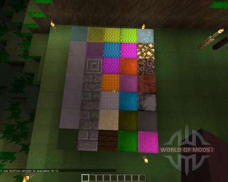 Hexacraft [128x][1.7.10] для Minecraft