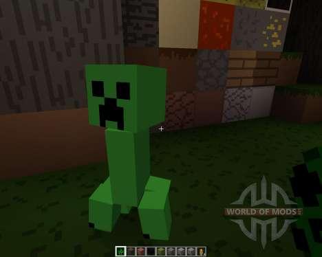 MistyCraft [16х][1.8.1] для Minecraft