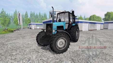 МТЗ-1221.2 v3.0 для Farming Simulator 2015