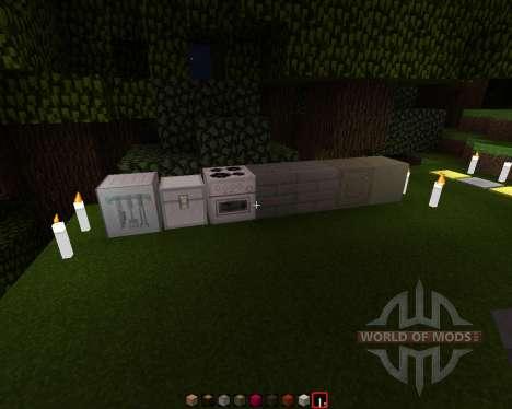 Jurassic Pack [32x][1.7.2] для Minecraft