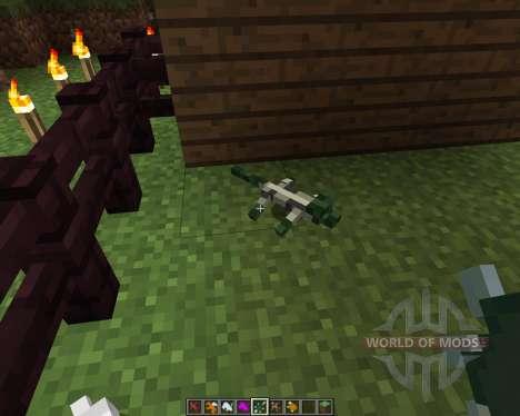 Clay Soldiers [1.6.2] для Minecraft