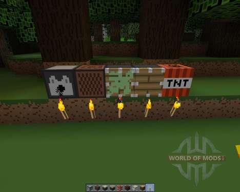 SimplistiCity [16х][1.8.1] для Minecraft