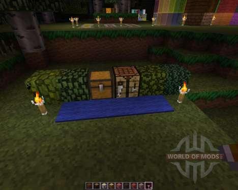 Mauzi Realistic [64x][1.7.2] для Minecraft