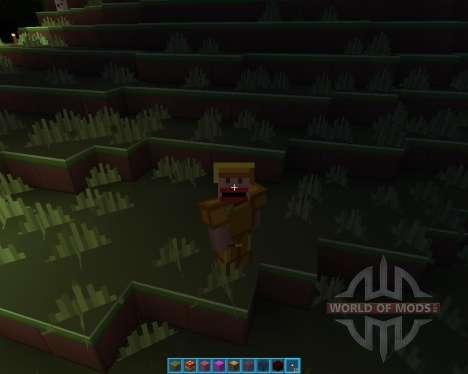 Plastic Craft [16x][1.7.2] для Minecraft