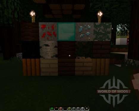 Slendercraft [16х][1.8.1] для Minecraft