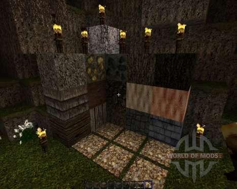 Gothic [64x][1.7.2] для Minecraft