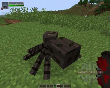 Damage Indicators [1.7.2] для Minecraft