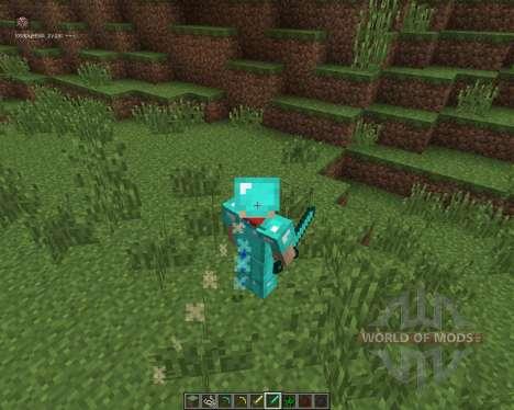 Scenter [1.7.2] для Minecraft