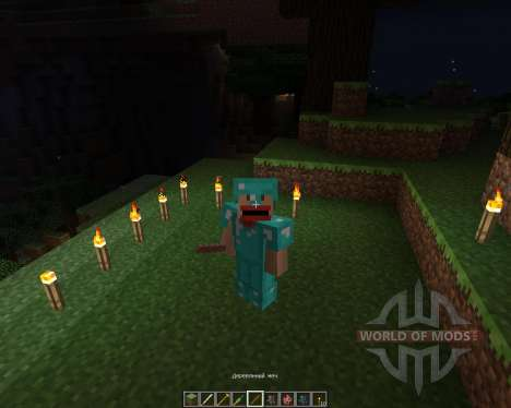 Keening and Assorted Swords Pack [64x][1.7.2] для Minecraft