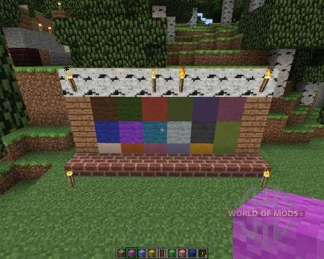 Improve [32x][1.7.2] для Minecraft