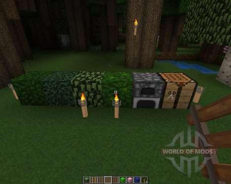 DTI pack [32x][1.7.2] для Minecraft