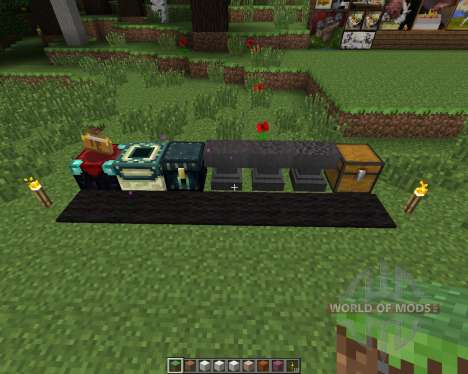 Robinrakos [16x][1.7.2] для Minecraft