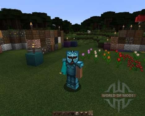 OzoCraft [32x][1.8.1] для Minecraft