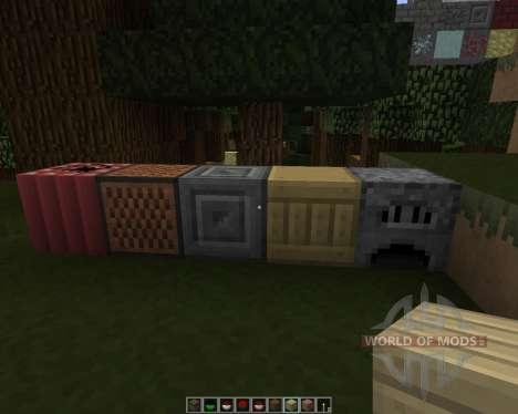 Lucidic [16x][1.7.2] для Minecraft