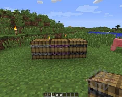 Barrels [1.6.2] для Minecraft