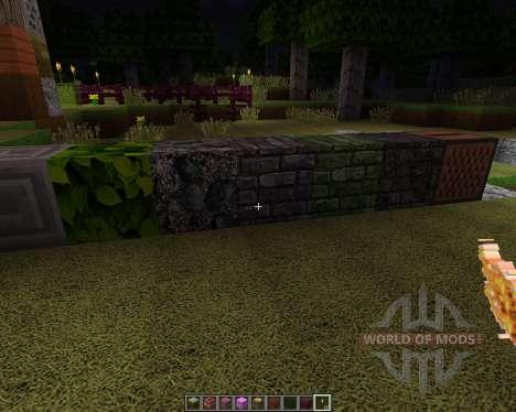 JustPix [128x][1.7.2] для Minecraft