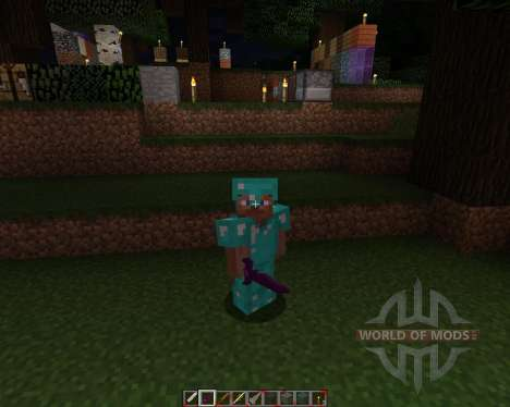 Swordpack [64х][1.8.1] для Minecraft