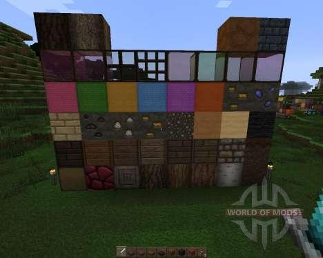 OzoCraft [32x][1.7.2] для Minecraft