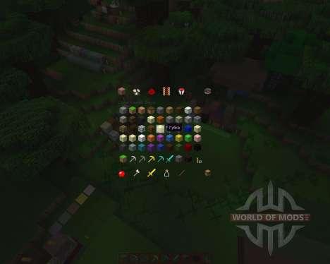 The End Resource Pack [16x][1.7.2] для Minecraft