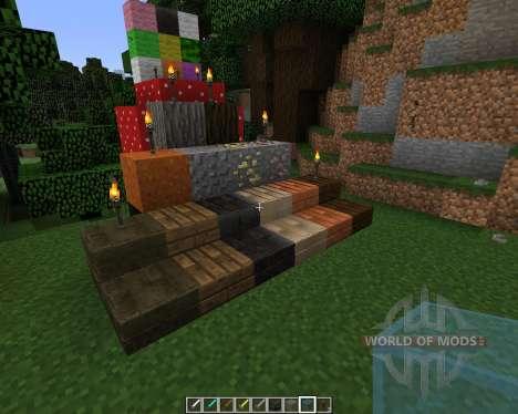 TANK PACK 2 [128х][1.8.1] для Minecraft