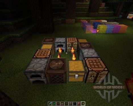 Werian [64x][1.7.2] для Minecraft