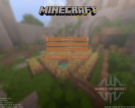 Dandelion [16x][1.7.2] для Minecraft