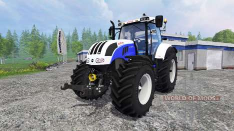 Steyr CVT 6230 для Farming Simulator 2015