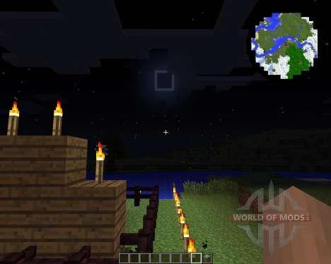 MapWriter [1.6.2] для Minecraft