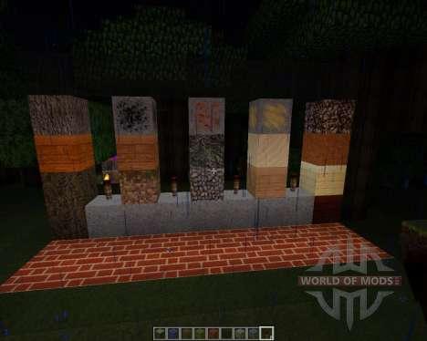 T-Craft Realistic [64x][1.7.2] для Minecraft