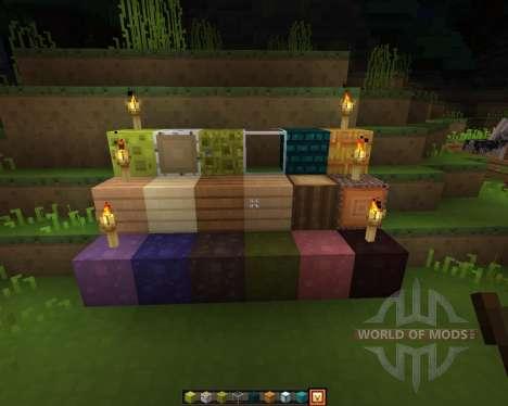 Smoothic [16x][1.8.1] для Minecraft