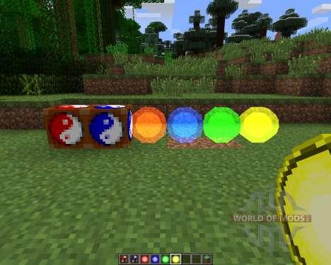 Touhou Items [1.6.2] для Minecraft