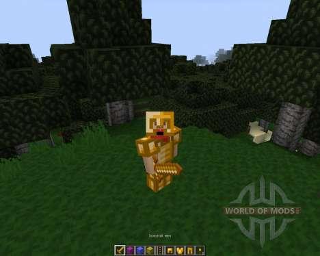 LAR Games [16x][1.7.2] для Minecraft