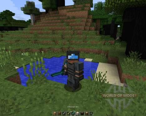 Memorys modern texture [16х][1.8.1] для Minecraft