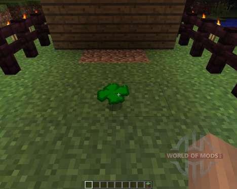 Magic Clover [1.6.2] для Minecraft