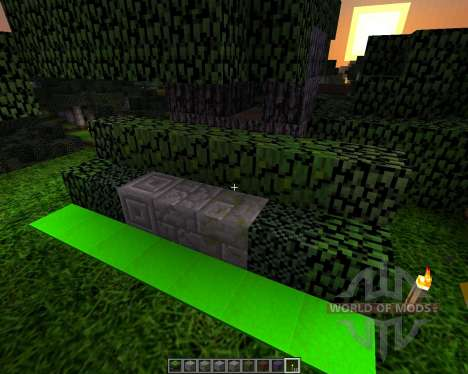 Realistic Textures [64x][1.8.1] для Minecraft