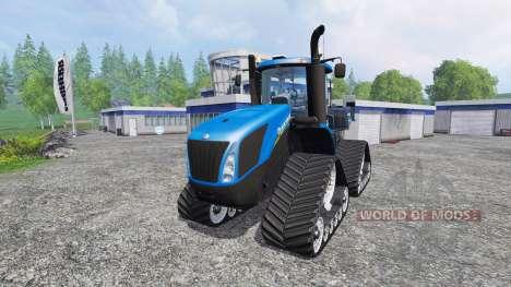 New Holland T9.670 SmartTrax для Farming Simulator 2015