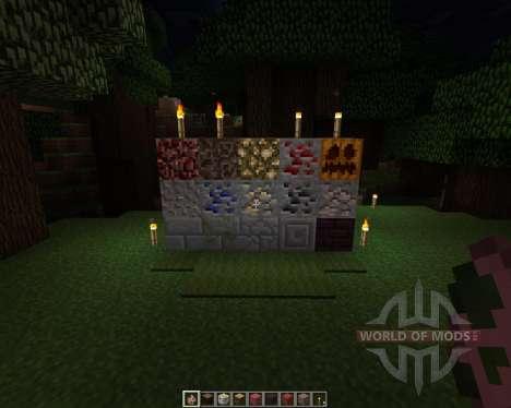 Custom pack [16x][1.7.2] для Minecraft