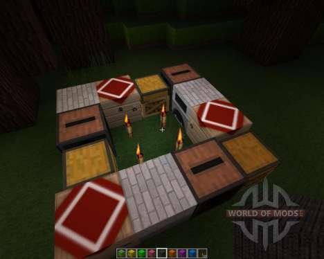 Smooth Realism [64x][1.7.2] для Minecraft