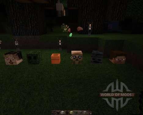 Ravands Realistic [128x][1.8.1] для Minecraft