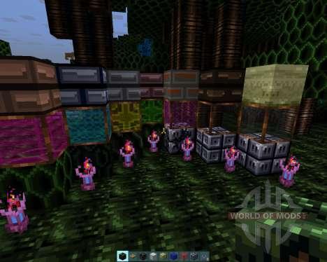 Minetroid [16x][1.7.2] для Minecraft