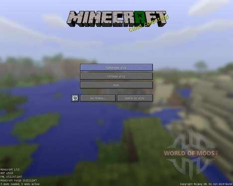InderDeluxe [16x][1.7.2] для Minecraft