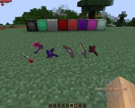 TragicMC [1.7.2] для Minecraft