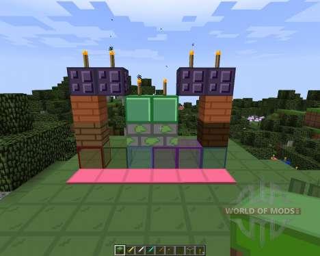Chrono Pack [32x][1.7.2] для Minecraft