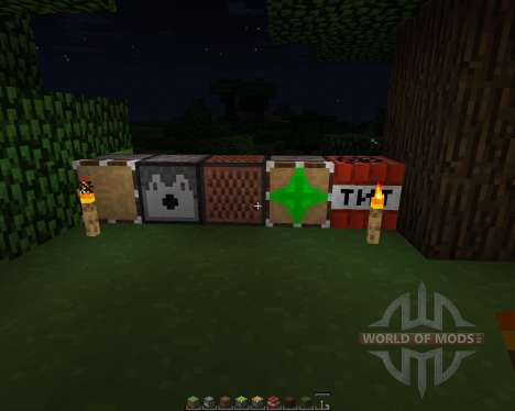 Rustic Arc [64x][1.7.2] для Minecraft