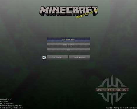 Dark Reson [32x][1.7.2] для Minecraft