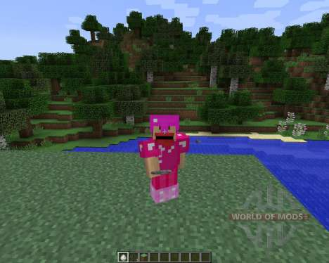Colorful Armor [1.7.2] для Minecraft