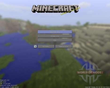 Spirited Away [32x][1.7.2] для Minecraft